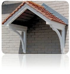 Simple design for front door canopy & Door Canopy Plans | Flat Roof Canopy | canopy | Pinterest | Door ... memphite.com