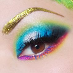 sugarpillcosmetics:  Shrinkle is wearing Sugarpill Acidberry, Afterparty, Tiara, Bulletproof, Love Buzz, Flamepoint, and Buttercupcake eyesh...