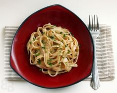 Pasta with anchovy sauce   Bread et Butter (yet to try...looooove anchovies)