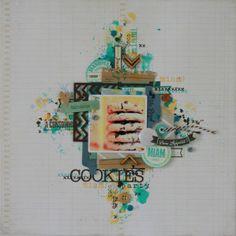 Flore - Scrapfloring blog - Cookies