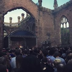 Go to an event at the bombed-out church.   17 Alternative Things To Do In Liverpool