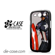 Captain America DEAL-2330 Samsung Phonecase Cover For Samsung Galaxy S3 / S3 Mini