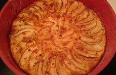 Torta de manzana fácil - Ana Durán www.mujermujer.com.uy