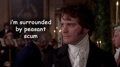 Oh Darcy..