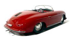Porsche 356 rear (1948)