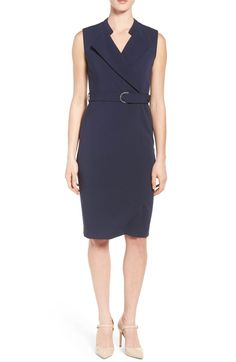 Main Image - Emerson Rose Belted Wrap Dress