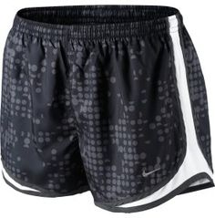 mobeddzz's save of Nike Women's Printed Tempo Track Running Shorts on Wanelo