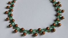 How To Make A Simple Necklace With Beads - DIY Style Tutorial - Guidecentral