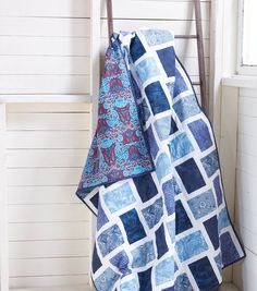 Free quilting pattern a Basket Weave Quilt