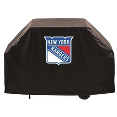 New York Rangers Commercial Grade BBQ Grill Cover