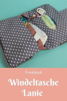 """My free sewing pattern for the """"Lanie"""" diaper bag is online. In the video I show you how you can sew them after. My free sewing pattern for the """"Lanie"""" diaper bag is online. In the vide . DIY Mamis diymamis DIY Mamis My free sewing pattern for th Easy Baby Sewing Patterns, Crochet Poncho Patterns, Baby Clothes Patterns, Pattern Sewing, Purse Patterns, Techniques Couture, Sewing Techniques, Baby Nursery Neutral, Baby Bloomers"""