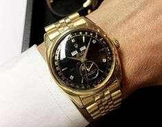 ROLEX Bao Dai Sold out Sfr4.3m Vintage Rolex, Bao, Cool Watches, Gold Watch, Accessories, Jewerly, Jewelry Accessories