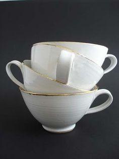 My favorite tea cups.  Calle Forsberg