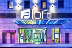 Aloft Manhattan Downtown hotel is located minutes away from Lower Manhattan's popular sites and financial institutions.