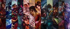 League of Legends - Lunar Revel 2015 ☂ ☺ ☻ ☺