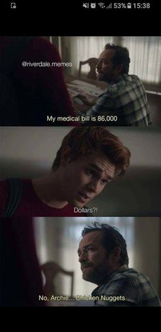 Oh hall. I love Archie& The post Oh hall. I love Archie& appeared first on Riverdale Memes. Memes Riverdale, Kj Apa Riverdale, Riverdale Netflix, Riverdale Aesthetic, Riverdale Archie, Riverdale Funny, Archie Andrews Riverdale, Memes Humor, Sarcasm Meme