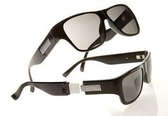 USB Sunglasses by Calvin Klein...cause how cool is that?!