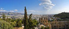 #Grece #Athenes . Considérée comme le berceau de la civilisation occidentale, elle fascine et attire les convoitises. La ville antique fut construite au pied de l'Acropole. Le centre ville moderne est composé des quartiers de Pláka, Kolonaki, Monastiráki et Exarhia. http://vp.etr.im/f79a