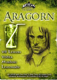 Aragorn Cocktail