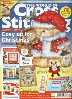 The World of Cross Stitching Issue 118 Christmas 2006 Saved