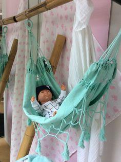 Babyhangmat http://www.bruundebeer.nl/boxzakken/12430-babyhangmatje-mint.html