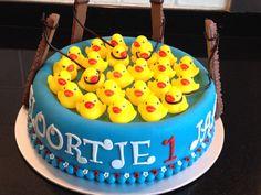 Eendjestaart Duckcake