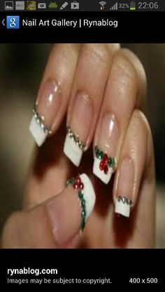 Acrylic Nails Designs Are Design With Nail Polish But The Brush Must