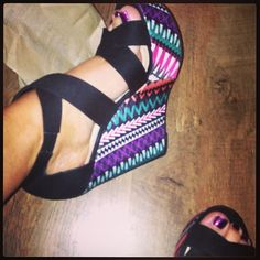Love These Wedges                                                                                                                                                                                 More