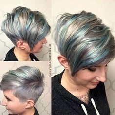 63.Short Hairstyles 2016