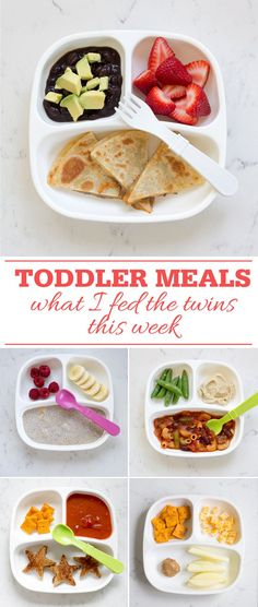 healthy and fun toddler meal ideas