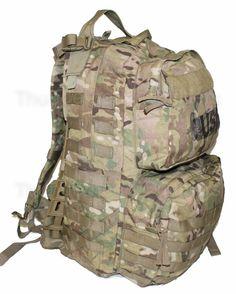 20 £ Armée camouflés Back Packs Ruck Sac Bandoulière École COLLEGE Sac de vélo