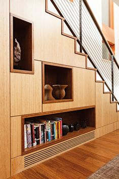 staircase designs for small spaces | Design for Small Spaces: The Fifth Unit | Portland Monthly