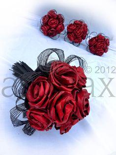 Flax Flower Bouquet ideas
