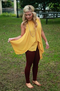 Cute for a football game...except in yellow and green or blue and orange