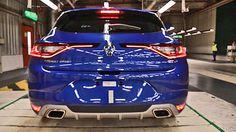 https://youtu.be/Ssxg-MjF4o4  Fabricación y desarrollo del Renault Mégame 4  Fuente:YouCar(...)