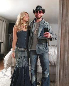 Britney Spears & Justin Timberlake Denim Costume
