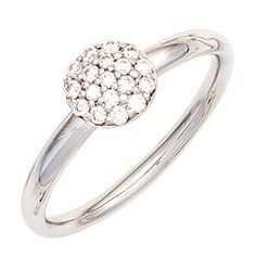 Damen-Ring 18 Diamant-Brillanten 14 Karat (585) Weißgold 0.20 ct. 58 (18.5) Dreambase http://www.amazon.de/dp/B00N5BHAS6/ref=cm_sw_r_pi_dp_epbgub1GJ68GD