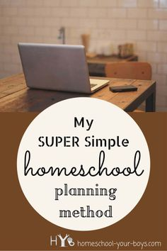 My Super Simple Homeschool Planning Method is part of Homeschool lesson plans - Looking for a super simple homeschool planning method Look no further! Planning lessons doesn't need to be hard Save yourself time and writer's cramp! School Plan, School Tips, School Stuff, School Ideas, How To Start Homeschooling, Homeschool Curriculum, Homeschooling Resources, Curriculum Planning, Homeschool Kindergarten