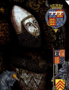 Lionel of Antwerp, Duke of Clarence. The king's Edwaed III second son.