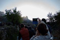 L'Alineació Solar de la Foradà es consolida com a atractiu turístic a la Vall de Gallinera