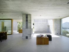 New Concrete House