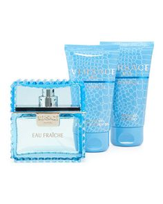 Versace Man Eau Fraiche 3-Piece Gift Set by Versace at Neiman Marcus Last Call.