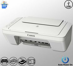 Office Automation, Canon Printer Model 2520.