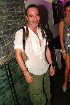 John Galliano ,August 11, 2004