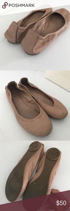Tory Burch Flats Nude basic flats Tory Burch Shoes Flats & Loafers