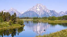 5 consejos para explorar el Parque Nacional Grand Teton | Matices Four Seasons