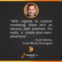 Choose Your Own Adventure With Content Marketing