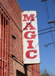 Old sign. Coburg, Melbourne, Australia