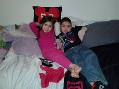 Orellana brothers. My little bb's God bless my kids,