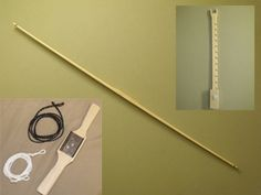Deluxe Hickory Flatbow Kit - http://www.crowshead.com/deluxe-hickory-flatbow-kit/